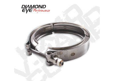 V BAND CLAMP (CHEVY 6.5L TURBO)